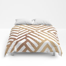 Geometric DESMOS-Goldy Comforters