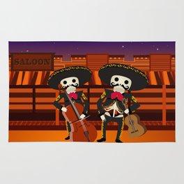 Mexico Mariachi Rug