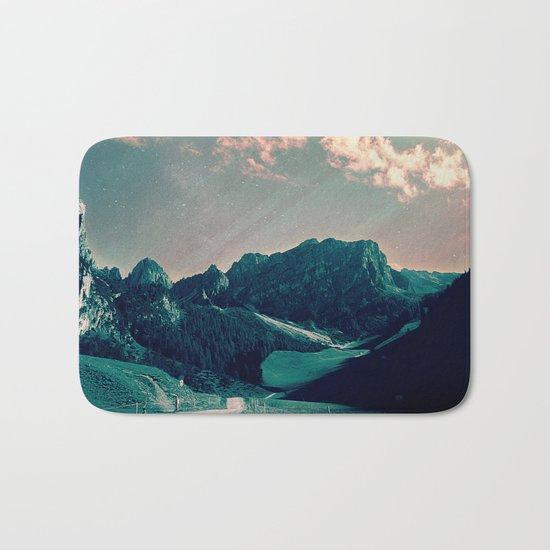Mountain Call Bath Mat