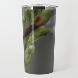 Twig and Blossom Travel Mug