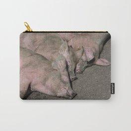Three little piggies  Carry-All Pouch