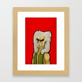 "Koltar of ""Koltar and Diggs"" Framed Art Print"