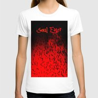 soul eater T-shirts featuring Soul Eater by Deb Adkins