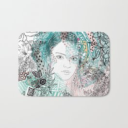 The Flying One Bath Mat