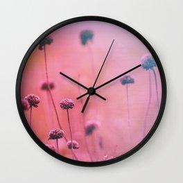 BLUSHING  Wall Clock