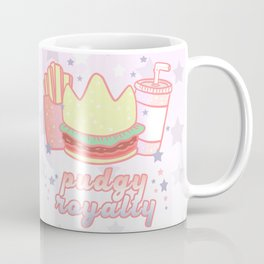 pudgy royalty  Coffee Mug