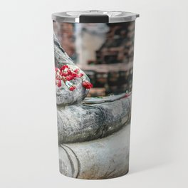 Phuang Malai for the Buddha Travel Mug