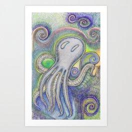 groovypus Art Print