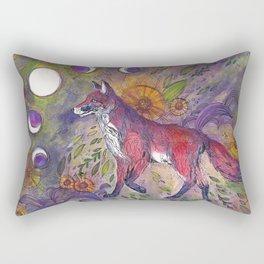 Vulpes Vulpes Equinox Rectangular Pillow