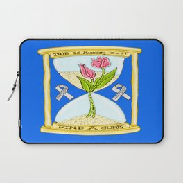 Parkinson's Find a Cure Laptop Sleeve