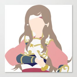 Hana (Fire Emblem Fates) Canvas Print