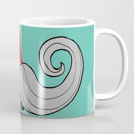 Gnomoustache Coffee Mug