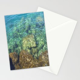 Greek Sea Water Stationery Cards