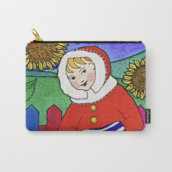 A Sense of Self Carry-All Pouch