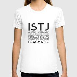 ISTJ T-shirt