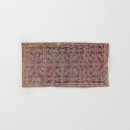 Traditional vibrant rug Hand & Bath Towel
