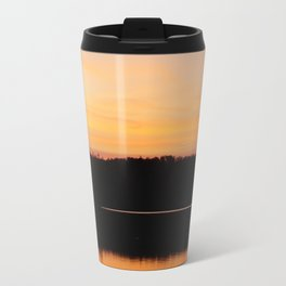 Sunrise at Natchez Trace Park in Tennessee Travel Mug