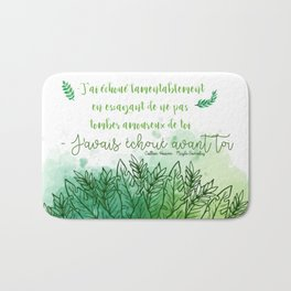 MAYBE SOMEDAY . COLLEEN HOOVER Bath Mat