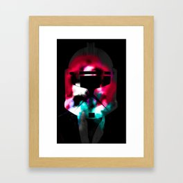 Galaxy Wars Framed Art Print