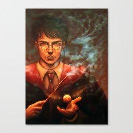 The Chosen Canvas Print