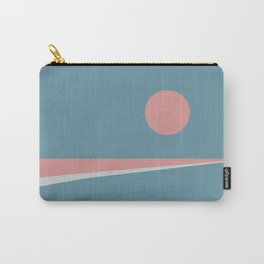 Sunset at Newton Carry-All Pouch