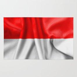 Indonesia Flag Rug