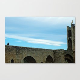 Catalonia Canvas Print
