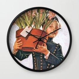 Joseph Christian Leyendecker - Bell Boy With Hyacinth - Digital Remastered Edition Wall Clock