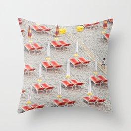Diagonal_2 Throw Pillow