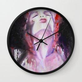 Dionysus' Spill  Wall Clock