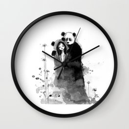 Lonely, Lonely... Wall Clock