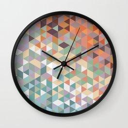 piedra luna Wall Clock