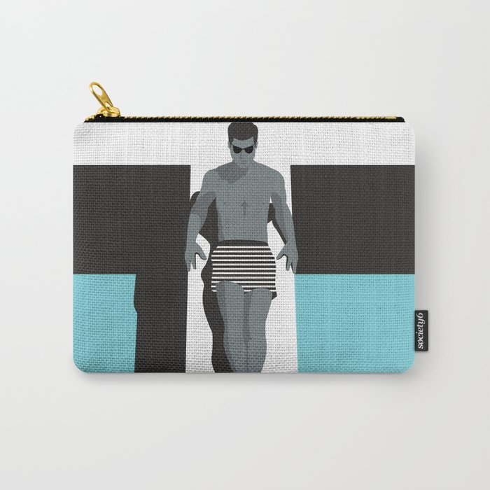 Summertime 1 Carry-All Pouch