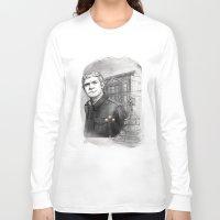 john snow Long Sleeve T-shirts featuring John by RileyStark