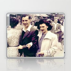 REG - MAUD, BLACKPOOL 1948 2 Laptop & iPad Skin