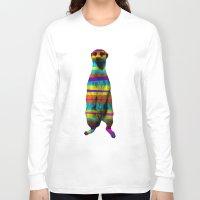 hakuna Long Sleeve T-shirts featuring Hakuna Piñata by Triplea