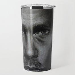 Brad Pitt Travel Mug