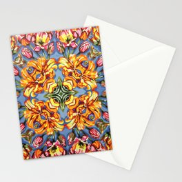 Floral I  Stationery Cards