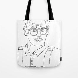 Nerdlander Tote Bag