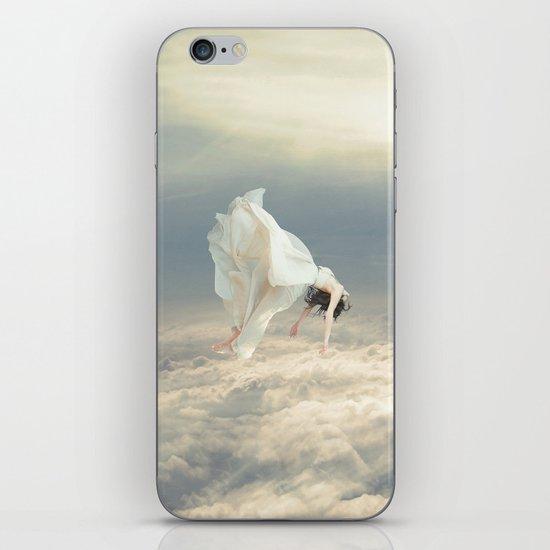 Free Falling Dream iPhone & iPod Skin