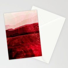 Dreaming of red Stationery Cards