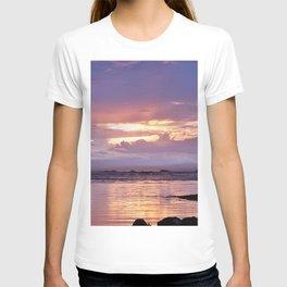 Misty Sunset T-shirt