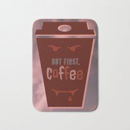 But first, Coffee Bath Mat