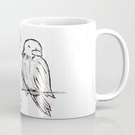 Avian Cuddles Coffee Mug