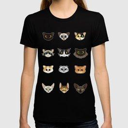 Cats a Plenty T-shirt