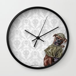 The House: Eustice Wall Clock