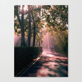 Cambridge Morning Canvas Print