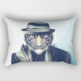 ARTHUR MASON Rectangular Pillow