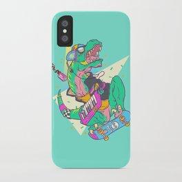 Ju-RAD-ssic Park iPhone Case