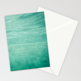 Aquatic Mosaic Stationery Cards
